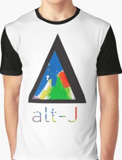 Alt-j This Is All Yours Triangle (with name) Graphic T-Shirt