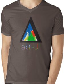 Alt-j This Is All Yours Triangle (with name) Mens V-Neck T-Shirt