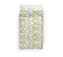 Yoga Seed Pods Duvet Cover