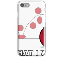 Bouncing Ball iPhone Case/Skin