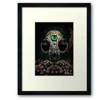 Bella Morte Framed Print