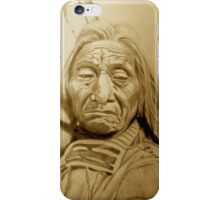 Old Red Cloud iPhone Case/Skin