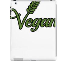 Vegan iPad Case/Skin
