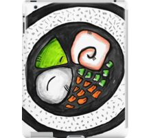 Cute Little Sushi Lover iPad Case/Skin