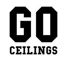Go Ceilings Fan Photographic Print
