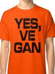 Yes, vegan! Classic T-Shirt