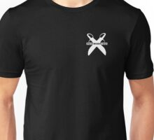 Wing Chun FEATHERSCALE - Baat Jaam Dao White Unisex T-Shirt