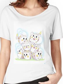 Pile of togedemaru Women's Relaxed Fit T-Shirt