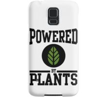 Powered by Plants Samsung Galaxy Case/Skin