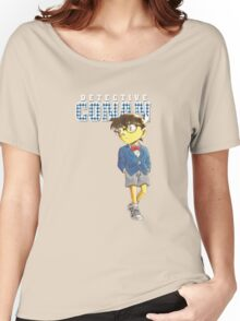 Detective Conan Cartoon Women's Relaxed Fit T-Shirt