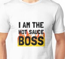 Hot Sauce Boss Unisex T-Shirt