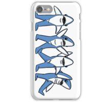 Sinister Selachimorpha iPhone Case/Skin
