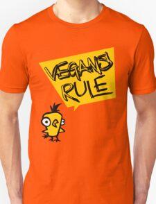 Vegans rule T-Shirt