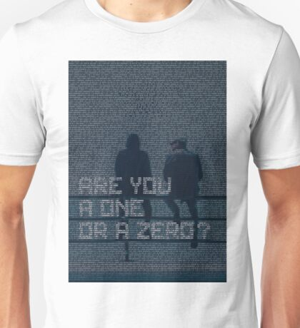 mr.robot_eps1.1_ones-and-zer0es.mpeg Unisex T-Shirt