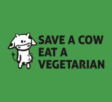 Save a cow, eat a vegetarian by nektarinchen