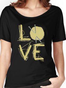I Love Knitting - I Love Knitting Shirt Women's Relaxed Fit T-Shirt
