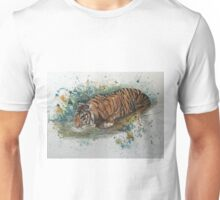 Full Tiger - Panthera Tigris Unisex T-Shirt
