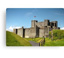 Dover Castle Canvas Print