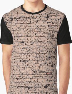 Bricks, bricks, bricks! Graphic T-Shirt
