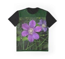 Pure as Purple Graphic T-Shirt