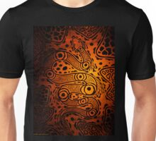 Waugul On Ochre Unisex T-Shirt