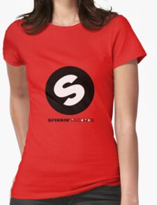 Spinnin' Records [Limited] Womens Fitted T-Shirt
