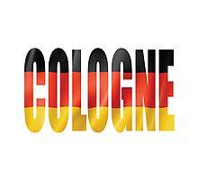Cologne. Photographic Print