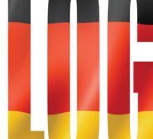 Cologne. Sticker