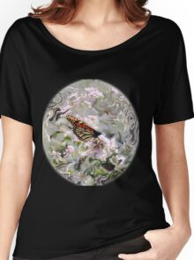 The Wanderer - Abstract Women's Relaxed Fit T-Shirt