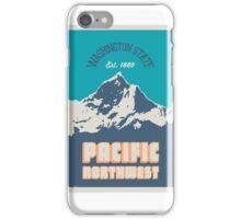 Pacific Northwest. iPhone Case/Skin