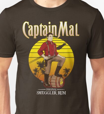 Captain Mal Smuggler Rum T-Shirt