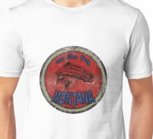 Montana on the fly Unisex T-Shirt