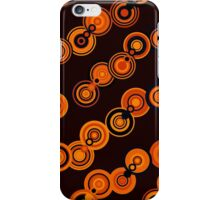 Abstract colorful geometric iPhone Case/Skin