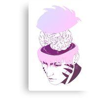 Genos | Pop the top off Canvas Print