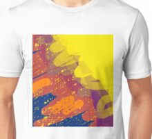 Colorful design by Moma Unisex T-Shirt