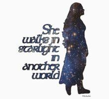She walks in Starlight... One Piece - Long Sleeve