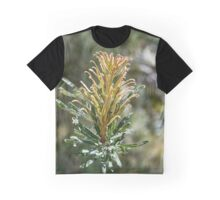 Native Australian Flower Graphic T-Shirt