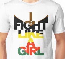 I Fight Like A Girl - HG Unisex T-Shirt