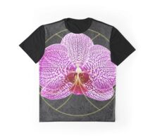 Orchid - The Geometry of Twoness Graphic T-Shirt