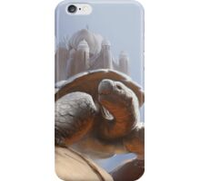 Turtle Temple iPhone Case/Skin