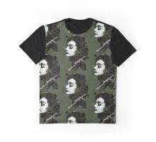 Audrey Hepburn Autograph Art Graphic T-Shirt