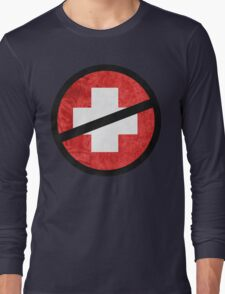 The Purge cross Long Sleeve T-Shirt