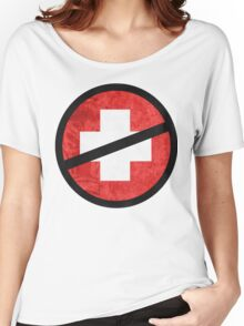 The Purge cross Women's Relaxed Fit T-Shirt