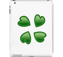 4chan leaves iPad Case/Skin
