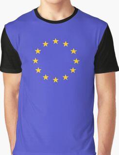 Europan Union Graphic T-Shirt