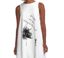 The Hunger Games, The Hanging Tree A-Line Dress