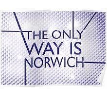 The Only Way is.... Norwich! Poster