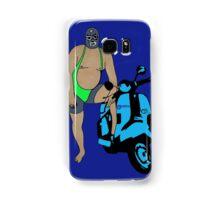 Zed Lilac MOD 1 Samsung Galaxy Case/Skin