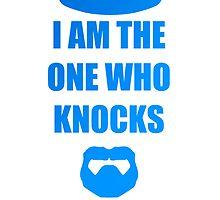 I am the one who knocks by drewzi