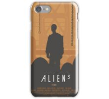 Ridley Scott's Alien³ Print Sigourney Weaver as Ripley iPhone Case/Skin